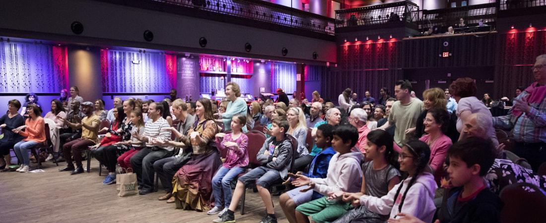 New Play Festival, Healing / Thomas Edison Film Festival