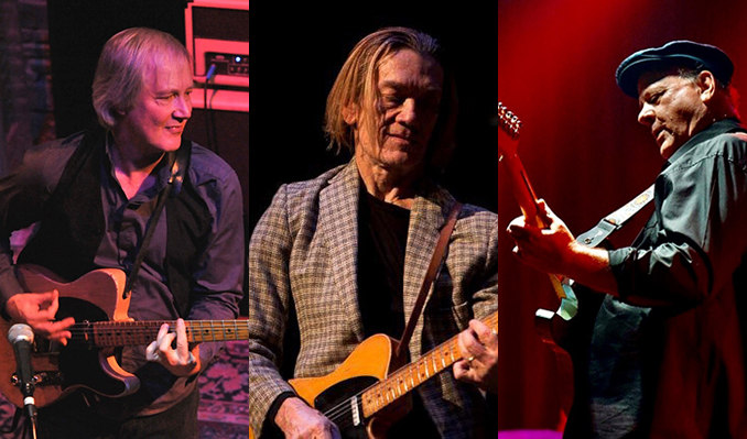 O-Town, Herman's Hermits, Maggie Miles, Bruce in the USA, Tusk, Dar Williams, Amy Speace, Scott Miller, In The Vane Of series presented by AMFM